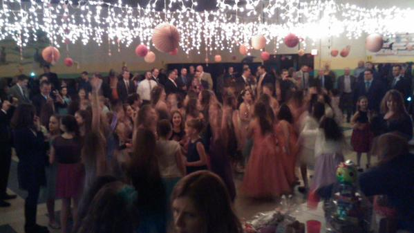 Sweetheart Dance at the North