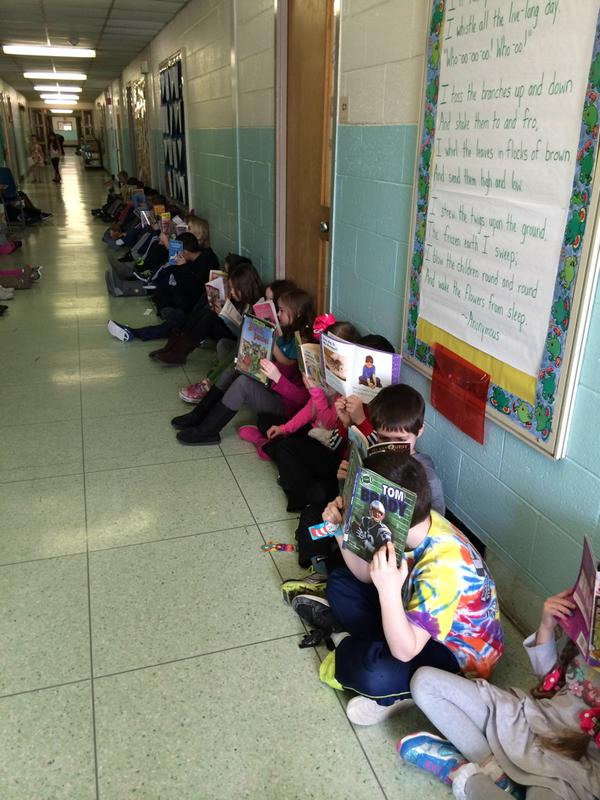 Read Across America at WSS