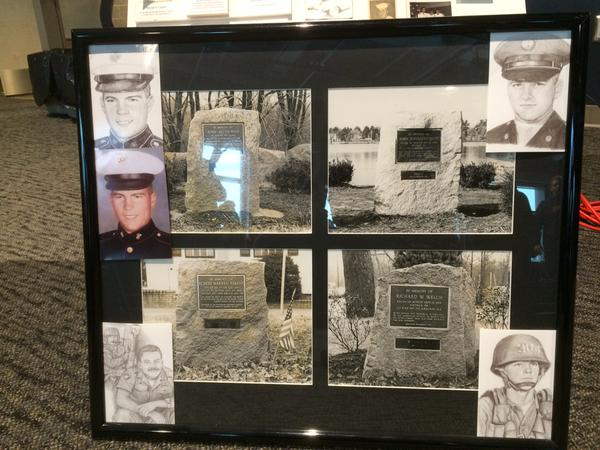 Honoring WHS Alum Who Died In Vietnam War