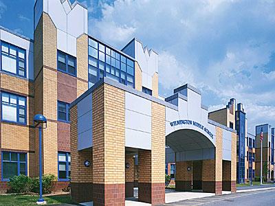 Wilmington Middle School (from activerain.trulia.com)