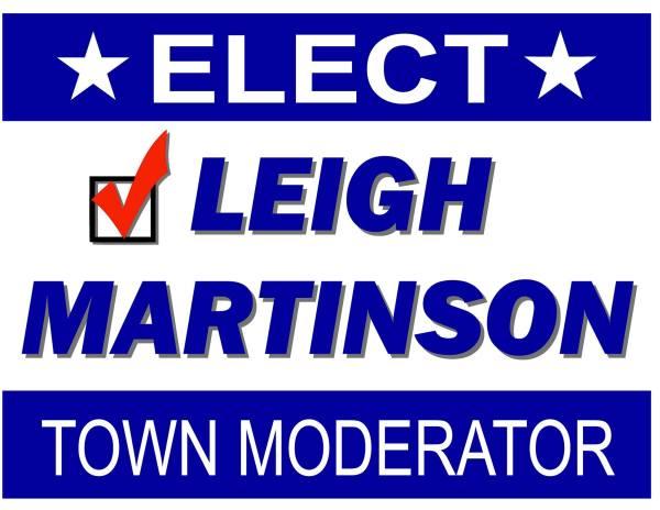 Leigh Martinson Sign