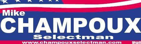 Mike Champoux Bumper Sticker