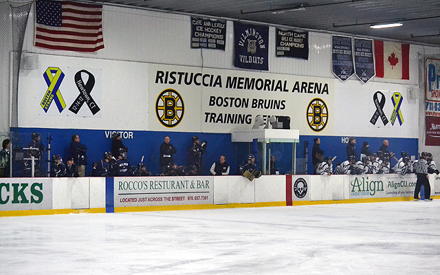 SELECTMEN NEWS: Town's Purchase Of Ristuccia Arena Remains On Ice Due To Legal Dispute