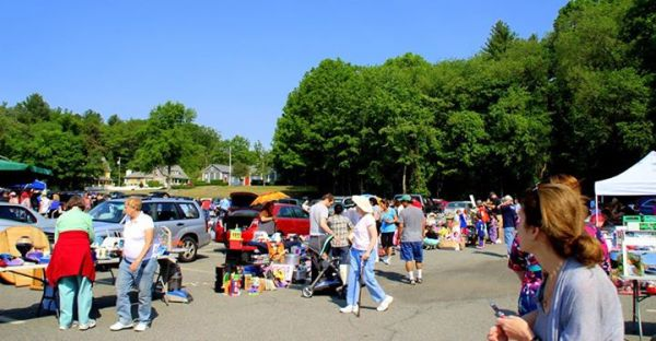 Sons of Italy & Wilmington Band Parents Yard Sale
