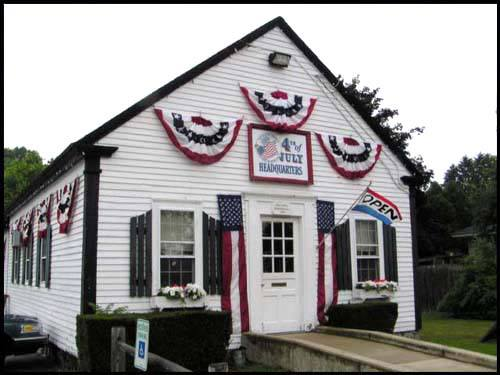 Wilmington Fourth of July Building (from Wilmington Fourth of July Committee's Facebook Page)