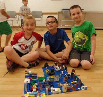 Drop In Lego Night #5