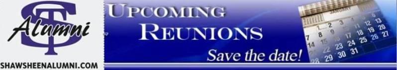 Shawsheen Tech Alumni Association Reunions