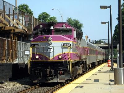 New Mbta Commuter Rail Schedule For Wilmington Riders