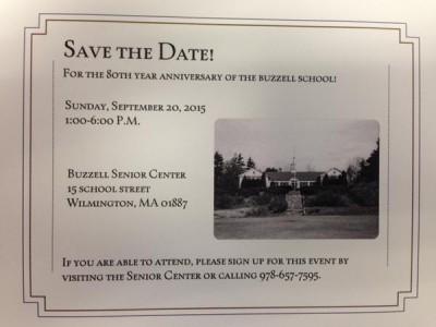 Buzzell Reunion Flyer