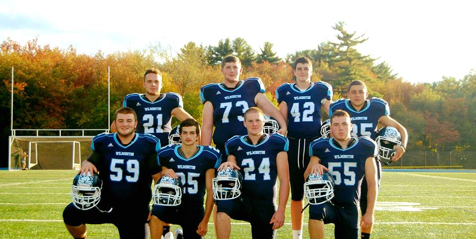 Whs Football Seniors Wilmington Apple