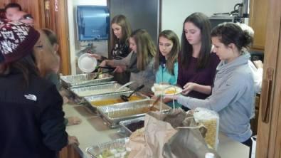 Deming Way Thanksgiving #1