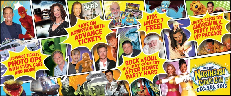 Northeast Comic Con & Collectibles Extravaganza Coming To Town ...