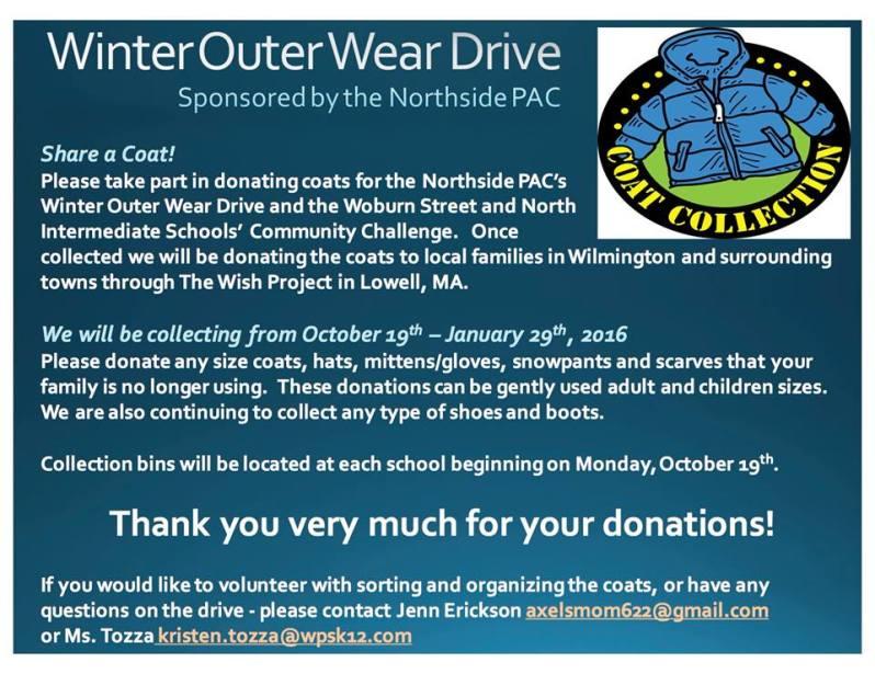 WinterOuter Wear Drive