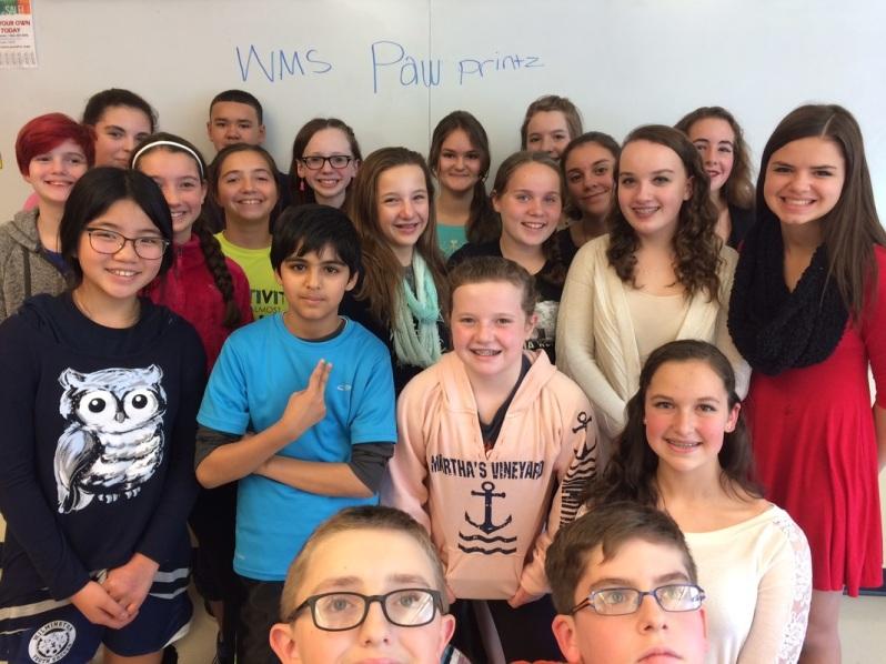 Wilmington Middle School Has New Literary Magazine, Read