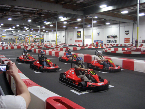 QUESTION OF THE DAY: Have You Visited K1 Speed Yet? Got A