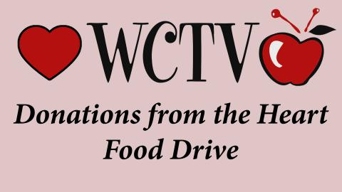 Wilmington Gives Wctv To Host Food Drive This Saturday Wilmington