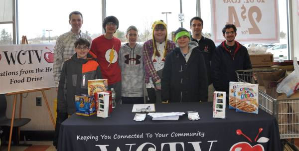 WCTV Donations From The Heart