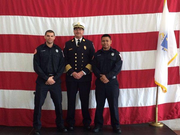 Wilmington Firefighters #1
