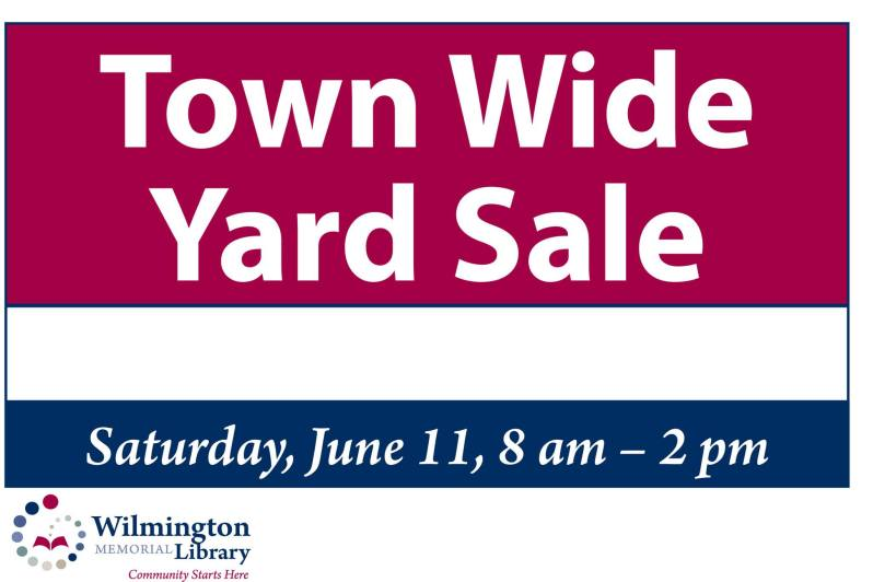 Town Wide Yard Sale