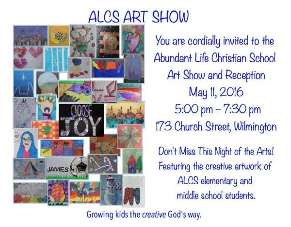 ALCS Art Show