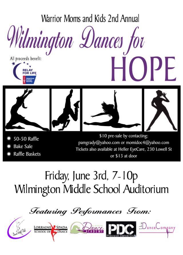Wilmington Dances For Hope 2016