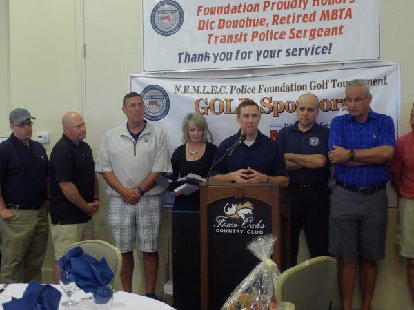 NEMLEC Police Foundation Golf Tournament Raises $50,000+ For Police
