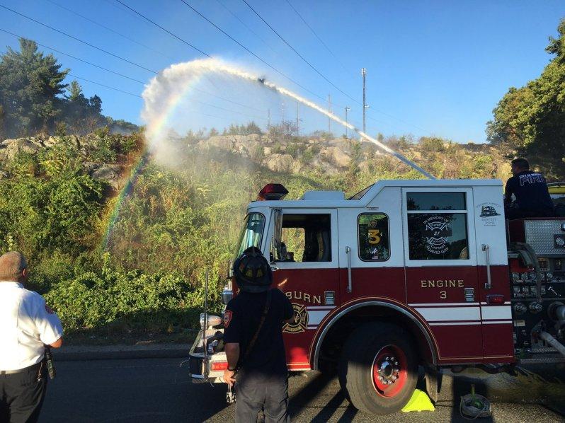 Brush Fire (WPD1)