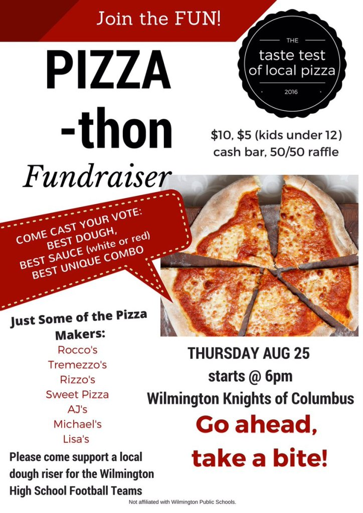 Pizza-Thon Fundraiser (Large)