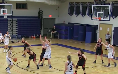 VIDEO: Watch WHS Girls Varsity Basketball Game vs. Watertown