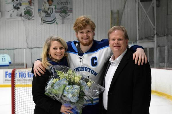 Josh Buske & parents