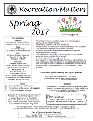 wilmington-recreation-matters-spring-2017