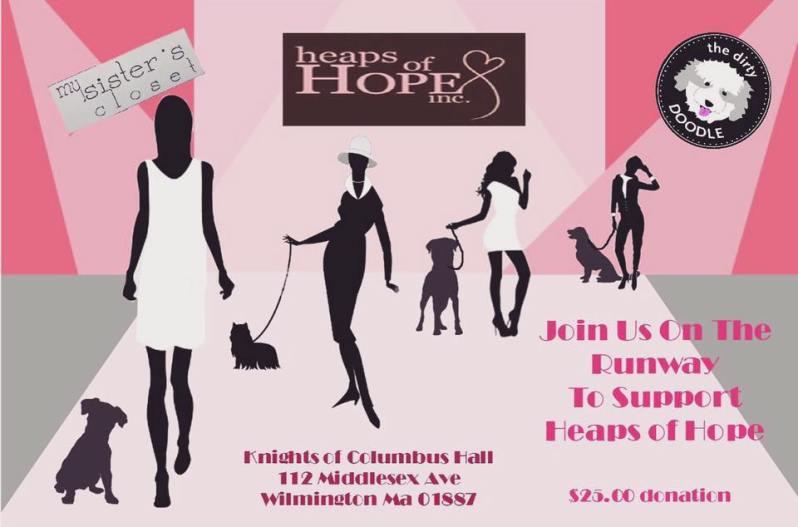 Heaps of Hope Fundraiser