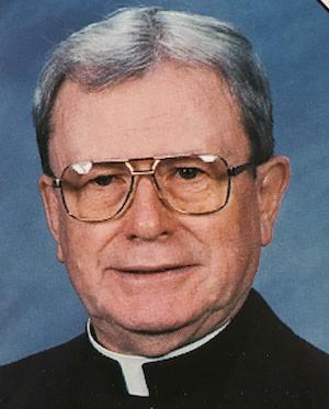 OBITUARY: Rev. Francis O'Hara, 88
