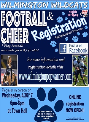 Wilmington Pop Warner