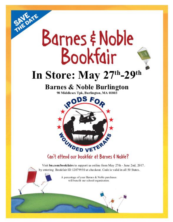 Barnes and Noble Bookfair (Large)