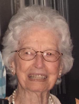 Margaret Janes