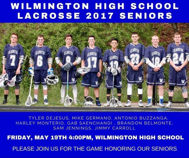 WHS Lacrosse 2017 SEniors
