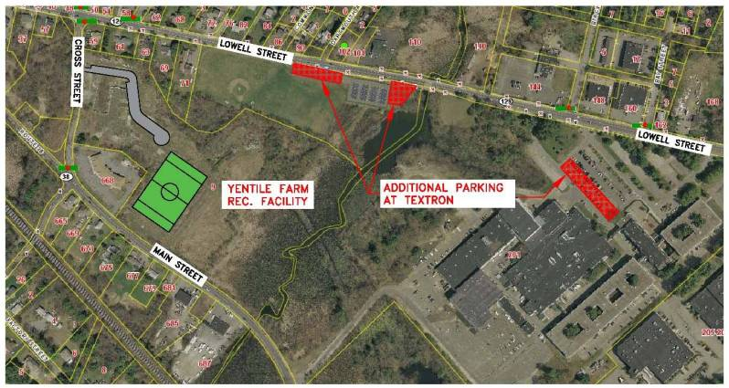 Yentile Open House - Additional Parking
