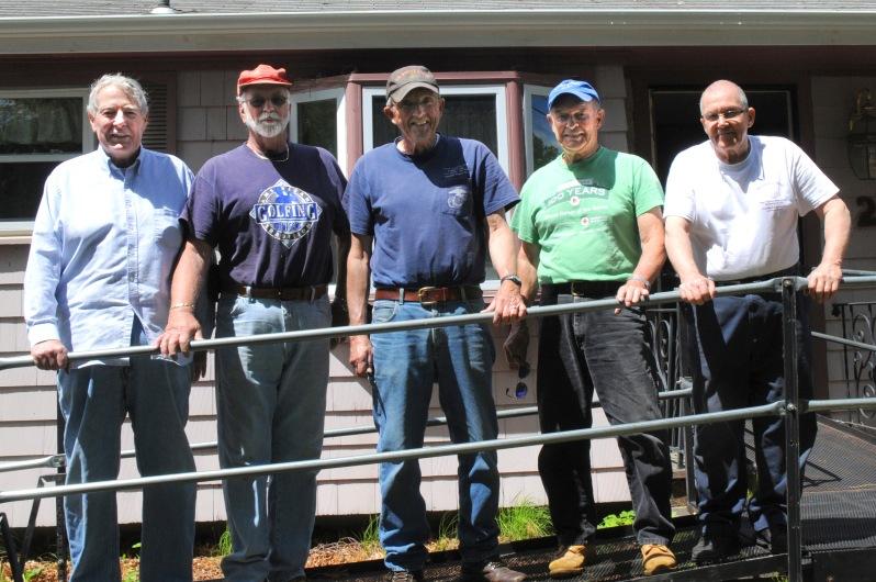 Friendship Lodge Ramp Crew