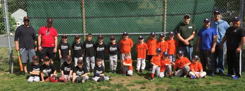 Rookie League -- Astros & Giants