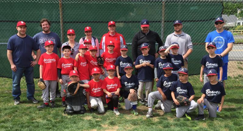 Rookie League -- Cardinals & Braves