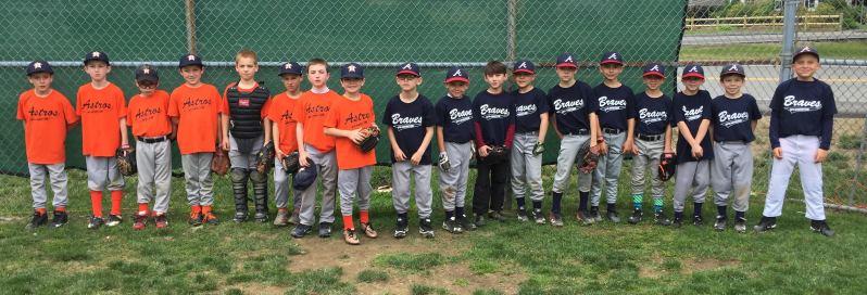 Single A -- Astros & Braves