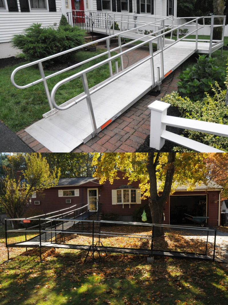 Typical Ramp Installations 2
