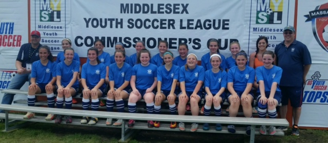 Wilmington Girls 7-2 Champs