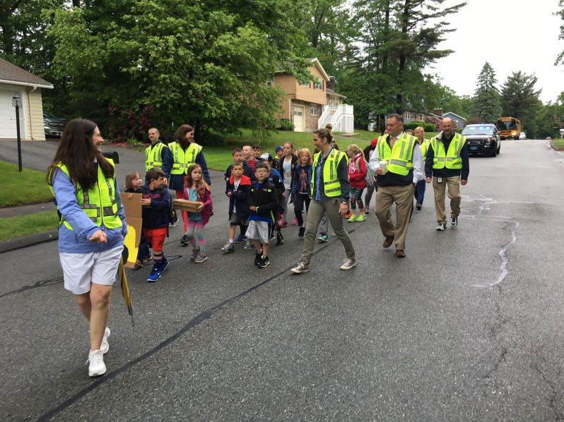 WSS Walking School Bus #3