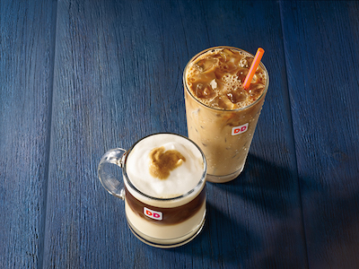 PUMPKIN FLAVORS ARE BACK: Dunkin Donuts To Debut Fall Menu ...