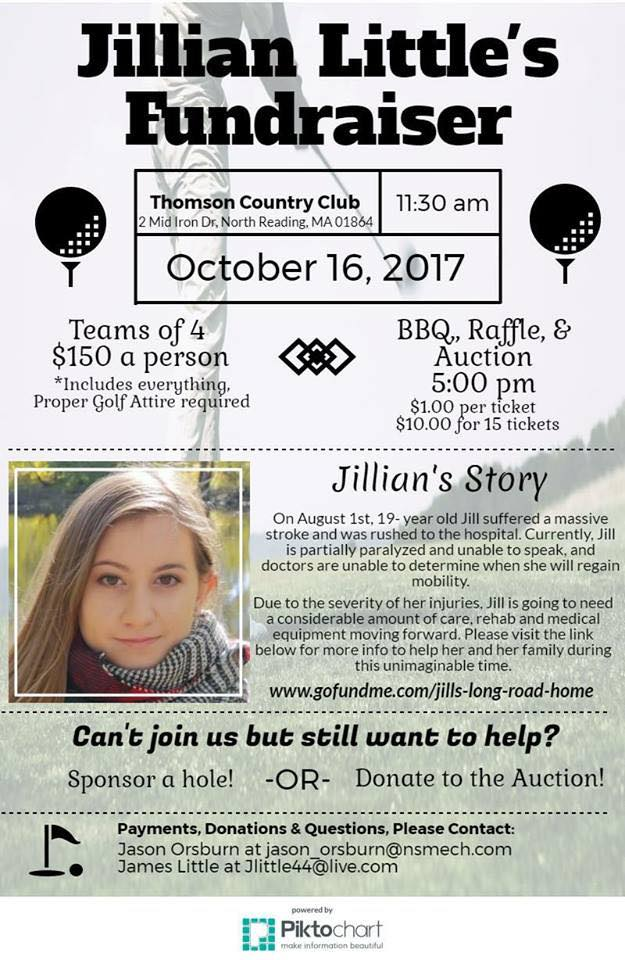 Jillian Little's Fundraiser