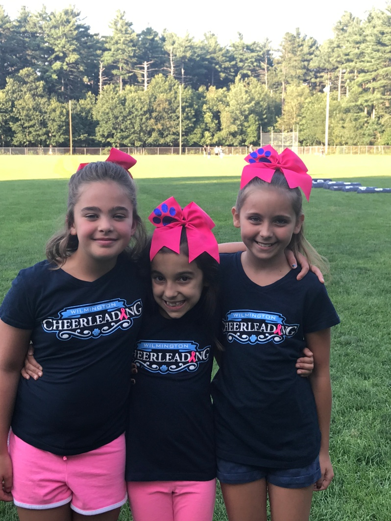 New England Patriots Junior Cheerleaders
