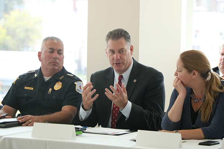 Sheriff Chief Bongiorno