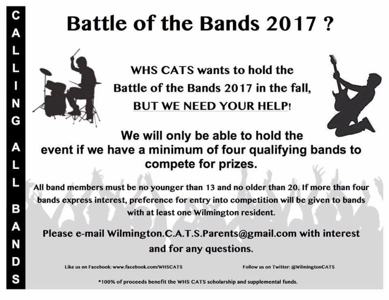 WHS Battle of the Bands